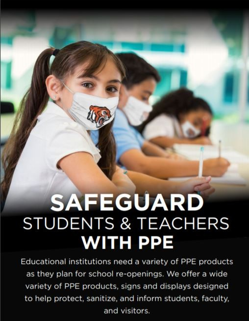 Back-to-School PPE